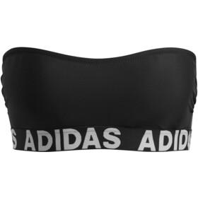 adidas SH3.RO Bandeau Bikini Top Women black/white